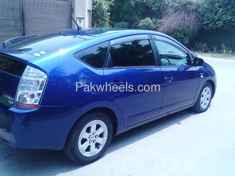 Toyota Prius S 10TH Anniversary Edition 1.5 2008 Image-2
