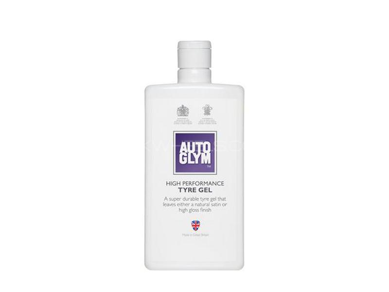 AutoGlym High Performance Tyre Gel 500ml Image-1