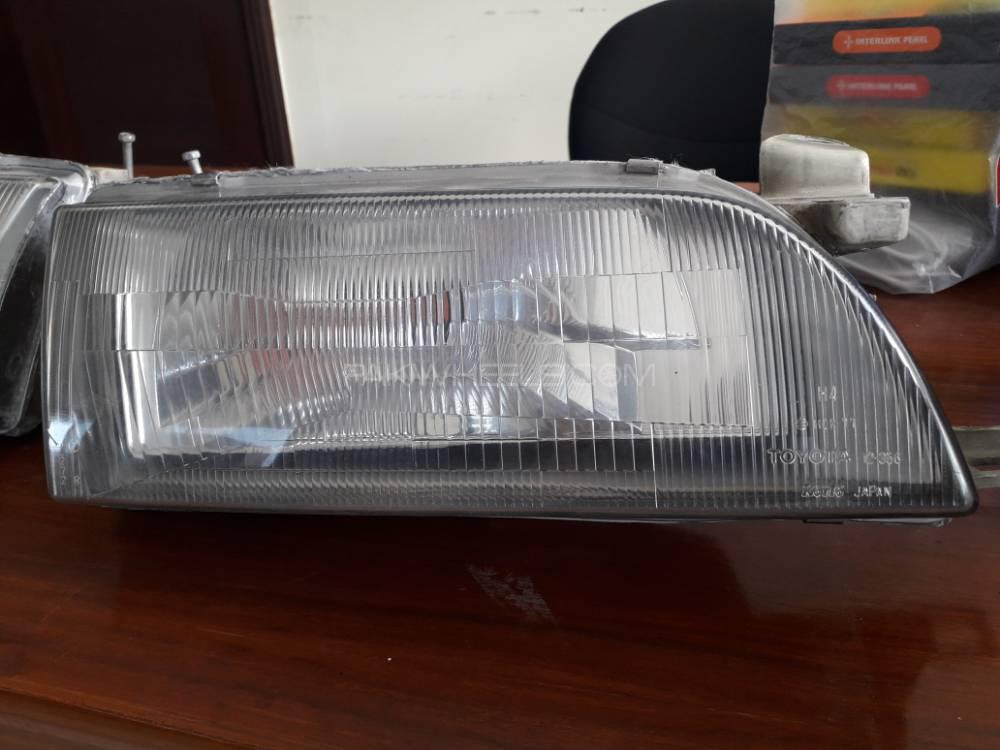 Corolla 94 96 Headlights For Image 1