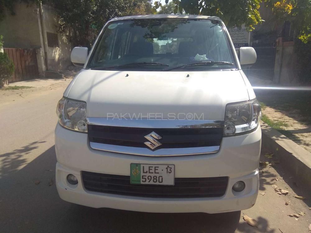 Suzuki APV 2012 for Sale in Multan, Pakistan - 8949