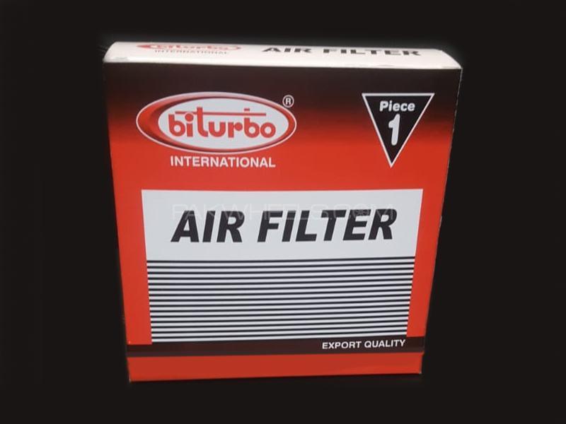 Biturbo Air Filter For Honda City 2003-2006 Image-1
