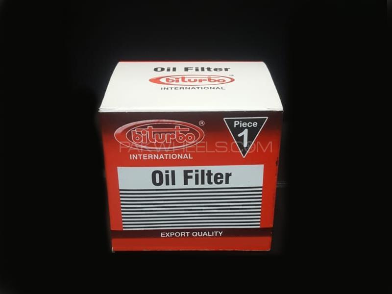 Biturbo Oil Filter For Honda City 2012-2019 Image-1