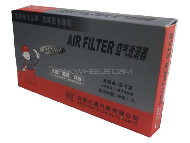 Brother Star Air Filter For Suzuki Alto VXR 2000-2012 Image-1