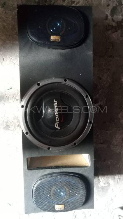 car sound system Image-1