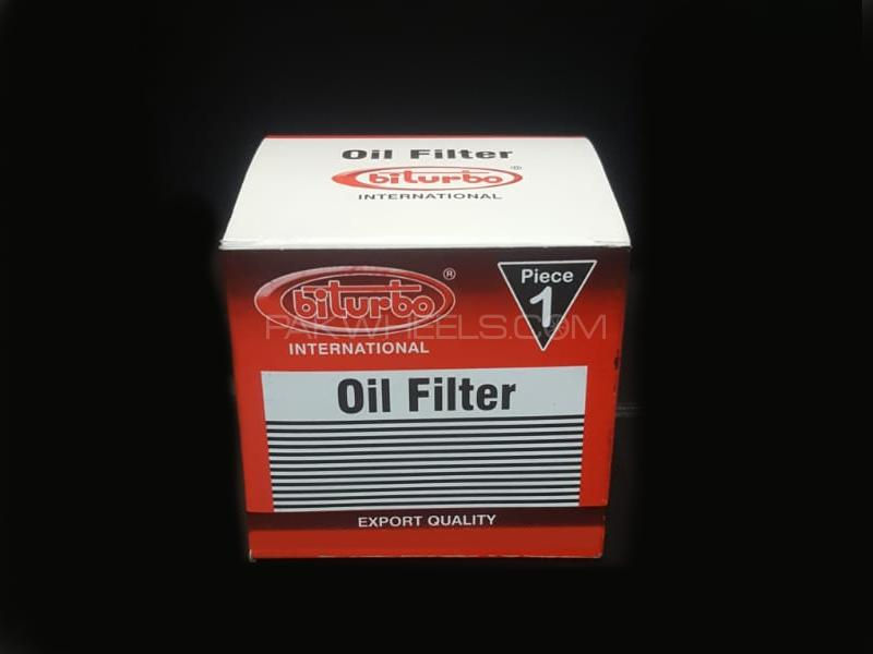 Biturbo Oil Filter For Suzuki Bolan 1988-2012 Image-1