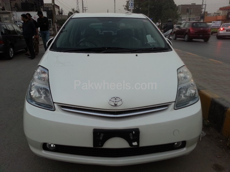 Toyota Prius G Touring Selection 1.5 2007 Image-3