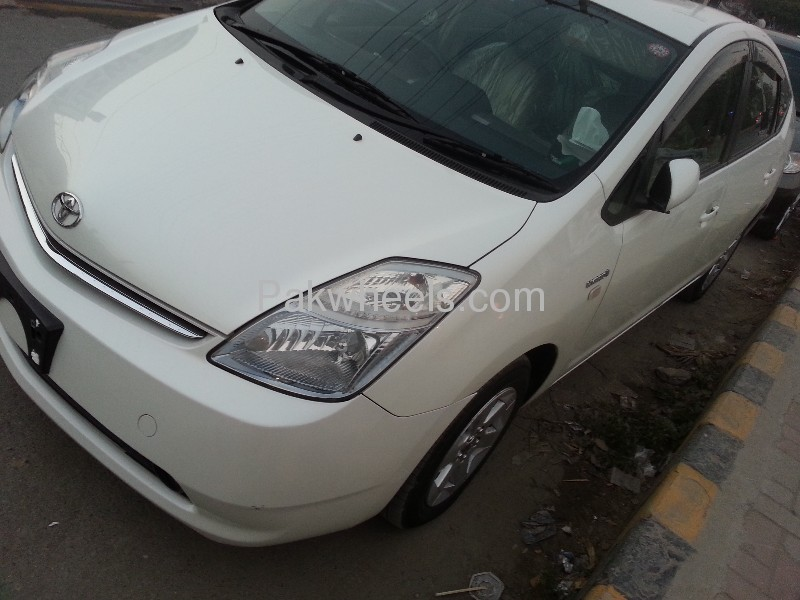 Toyota Prius G Touring Selection 1.5 2007 Image-6