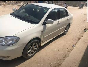 Toyota Corolla 2D for sale in Pakistan | PakWheels