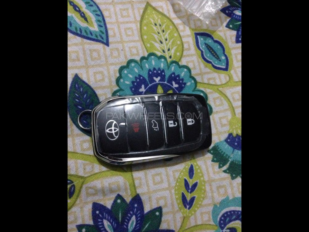 fortuner toyota key battery pakwheels smart lahore