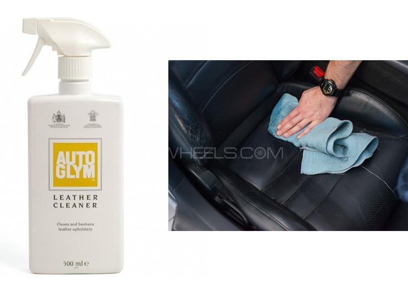 AutoGlym Leather Cleaner 500ml Image-1