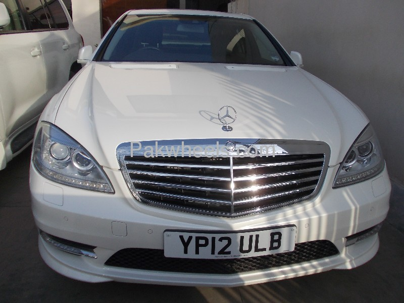 Mercedes benz s class s 350 bluetec 2012 for sale in for Mercedes benz s class 2012 for sale