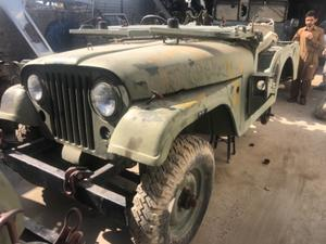 Willys Jeeps for sale in Pakistan | PakWheels