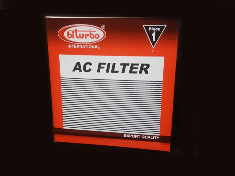 Biturbo Ac Filter For Toyota Hiace 1990-1998 Image-1