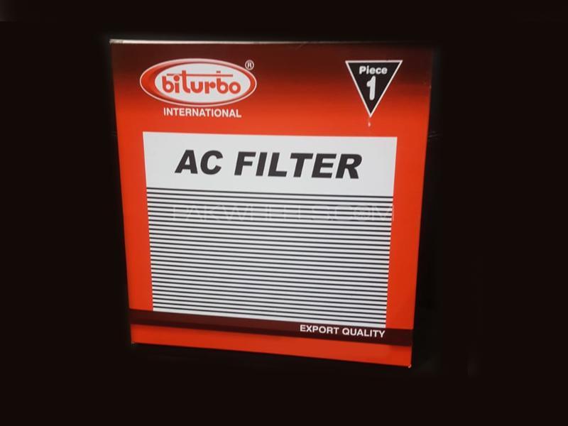 Biturbo Ac Filter For Toyota Vitz 1998-2004 Image-1