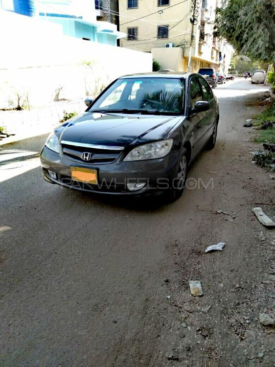Honda Civic Hybrid Base Grade 2004