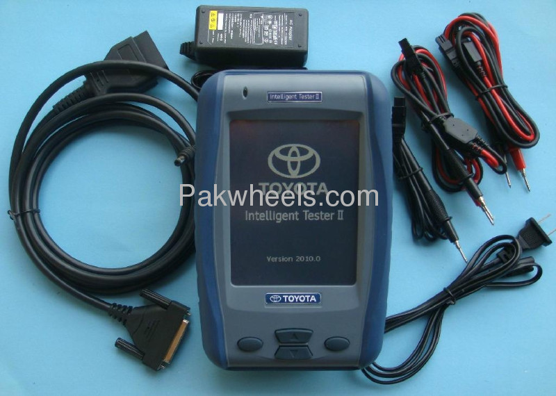 Toyota Denso IT2 TESTER  Image-1