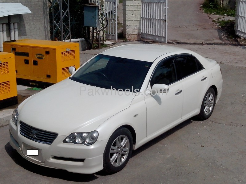 Toyota Mark X 250G F Package 2005 Image-3