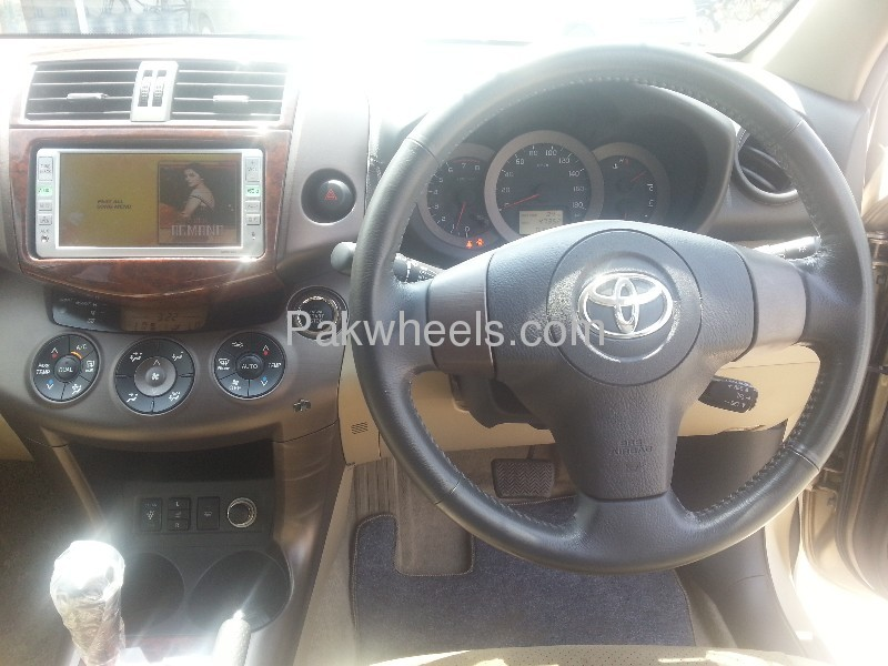 Toyota Vanguard 2008 Image-6