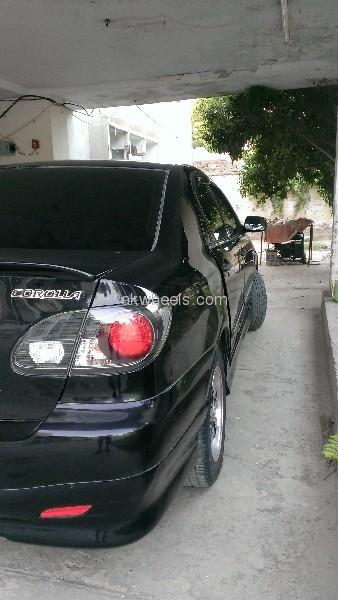Toyota Corolla GLi 1.3 2007 Image-8