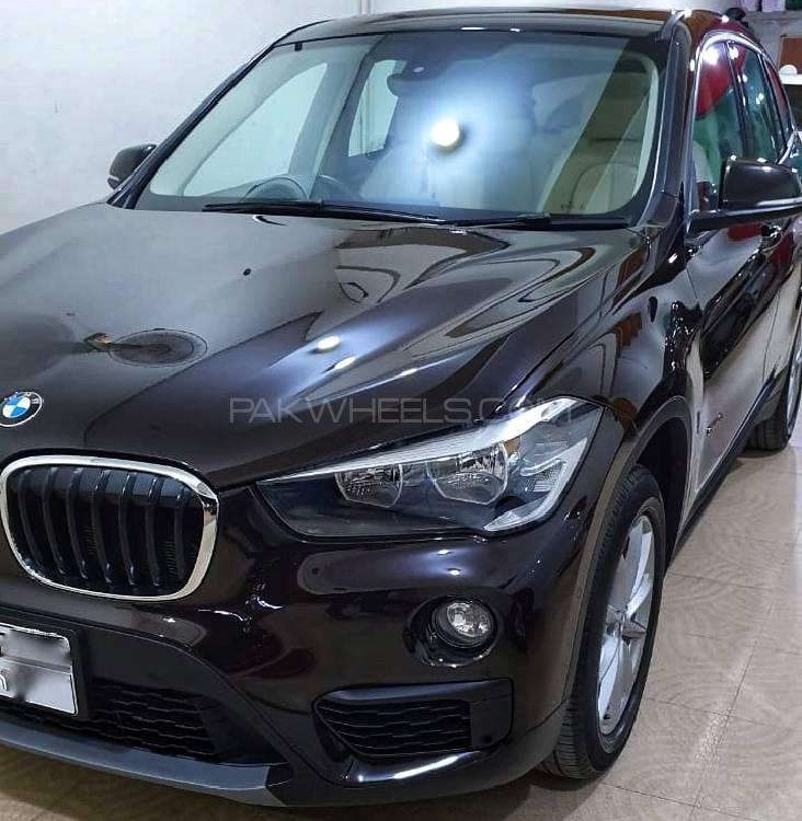 2017 Bmw X1 Camshaft: BMW X1 SDrive18i 2017 For Sale In Lahore