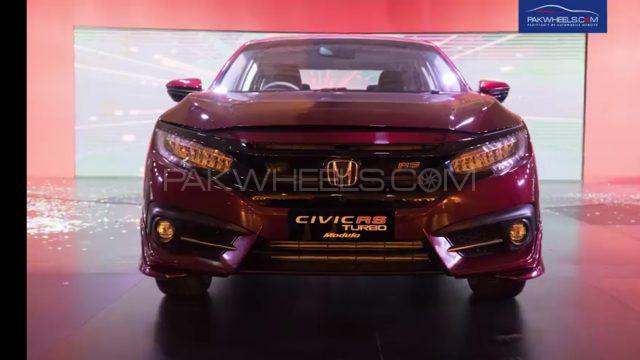 Honda Civic 1.5 RS Turbo 2019 Image-1