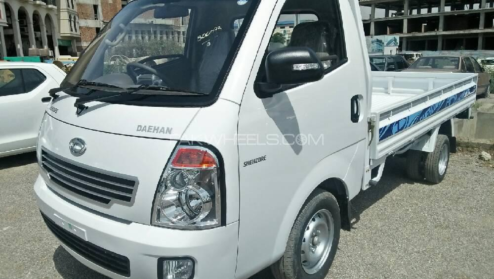 Hyundai Shehzore Pickup H-100 (With Deck and Side Wall) 2019 Image-1