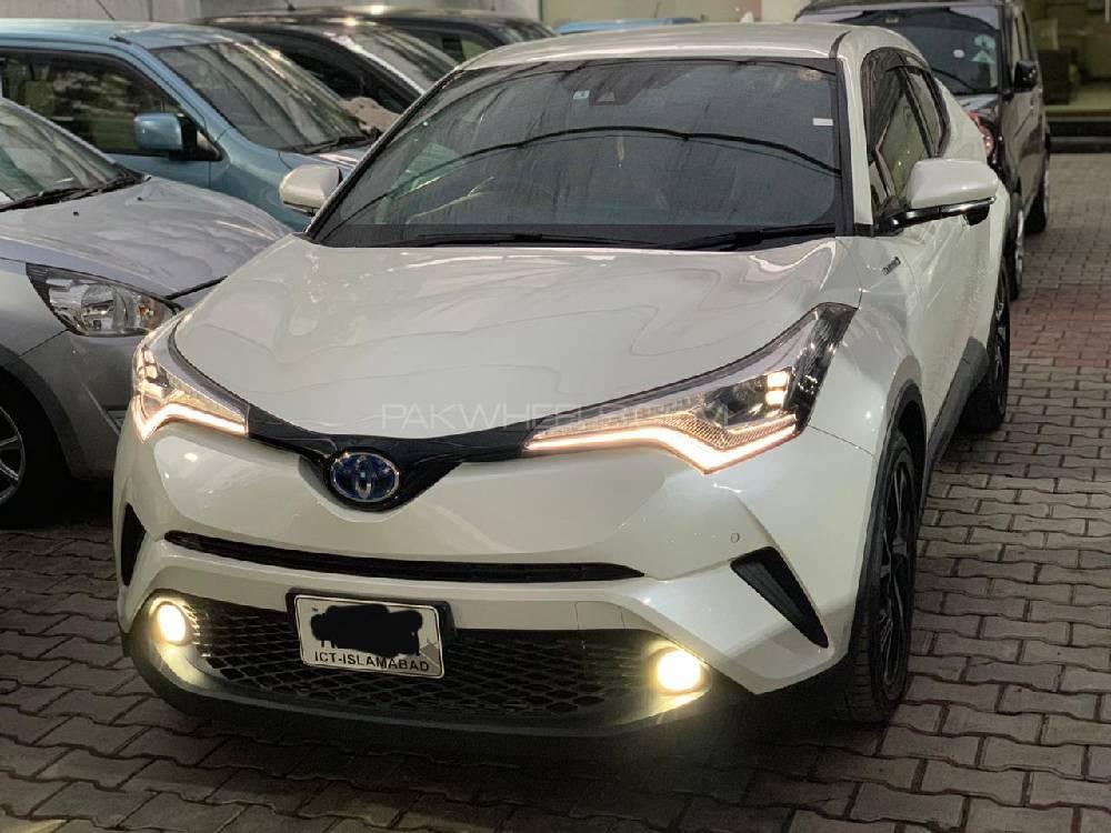 Toyota C Hr 1 8 Hybrid 2017