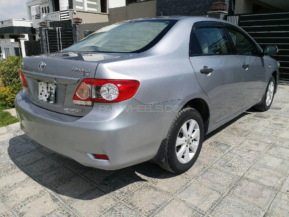 Toyota Corolla GLi Automatic 1.6 VVTi 2012 Image-1