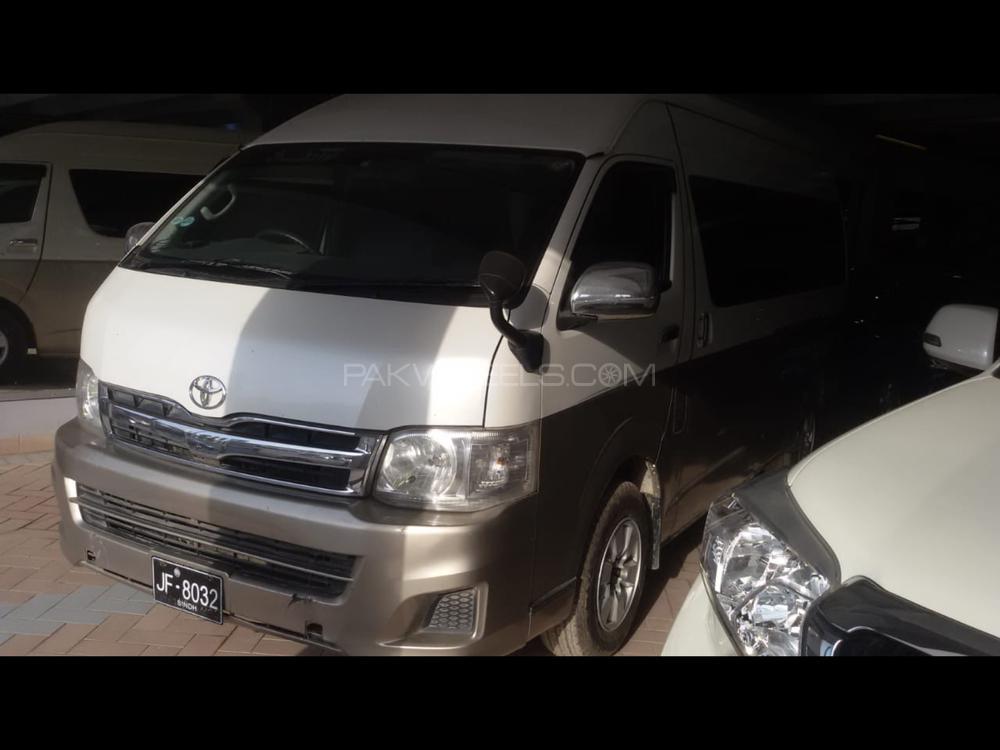 Toyota Hiace Up Spec 2.7 2011 Image-1