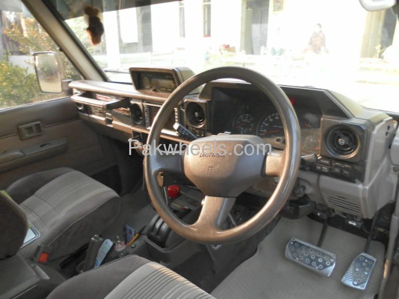 Toyota Prado TX 2.7 1991 Image-8