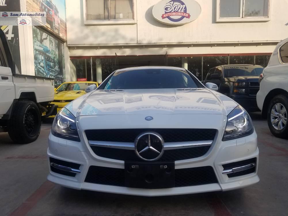 Mercedes Benz SLK Class SLK200 2014 Image-1