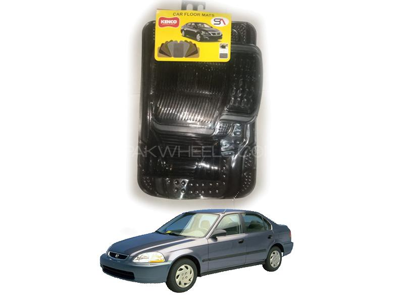 Kenco Pvc Floor Mats For Honda Civic 1996-1999 in Lahore