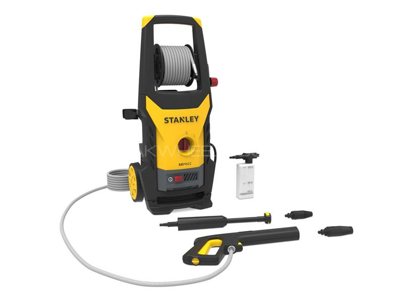 Stanley Corded Electric Pressure Washers - SW19 Image-1
