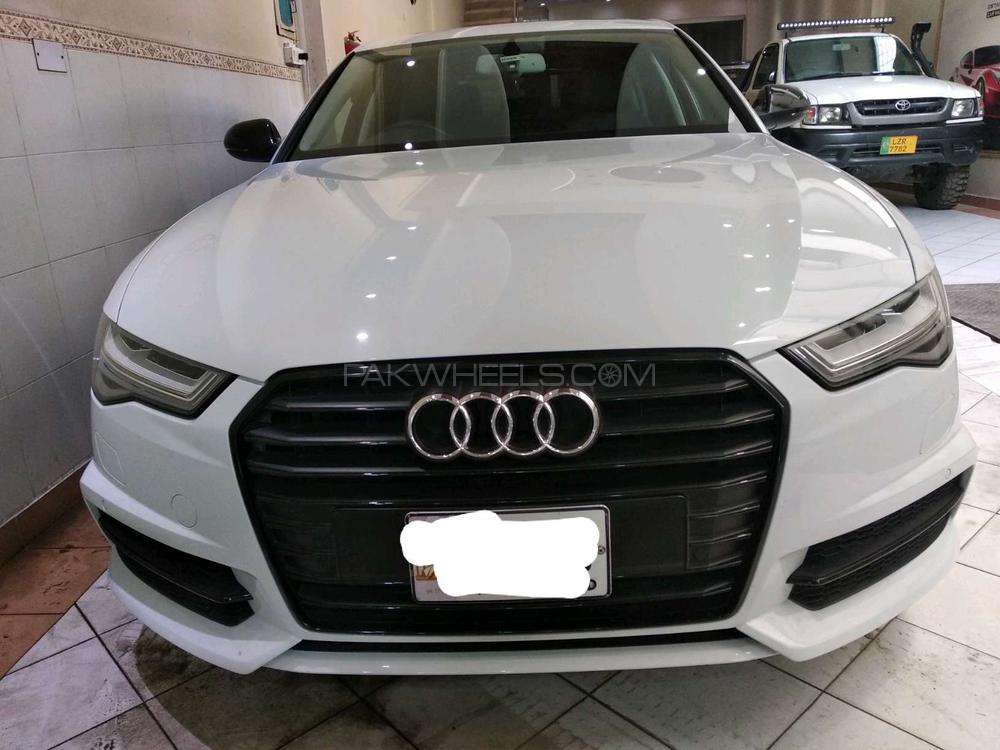 Audi A6 18 Tfsi Business Class Edition 2018 For Sale In Lahore