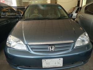Honda Civic 2004 Exi For