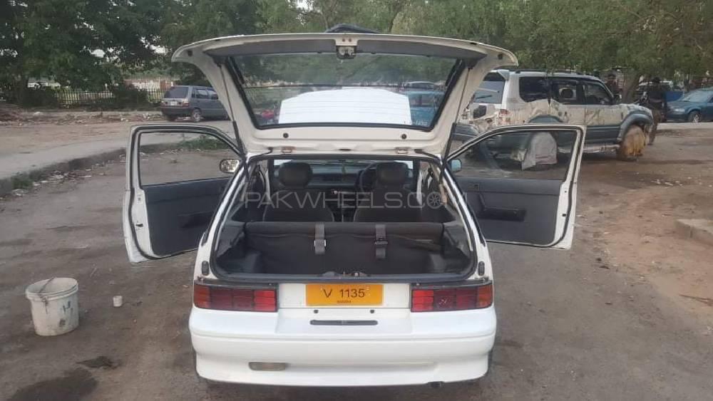 Suzuki Cultus 1987 Image-1