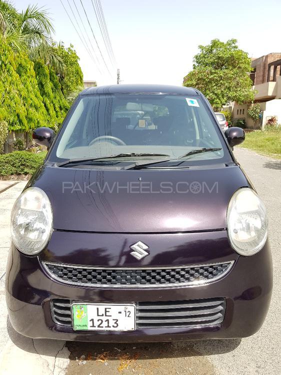 Suzuki MR Wagon WIT LIMITED 2008 Image-1
