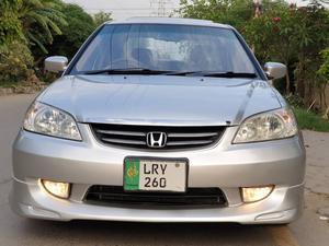 Honda Civic 2004 Vti Oriel 1 6 For