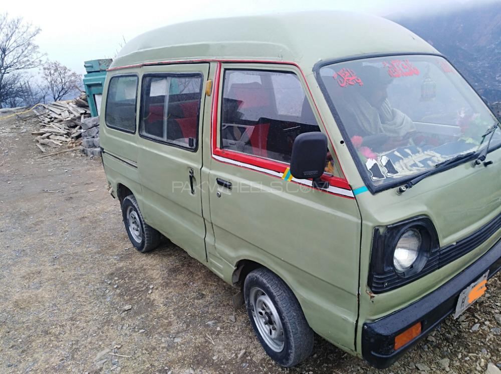 Suzuki Carry Standard 1989 Image-1