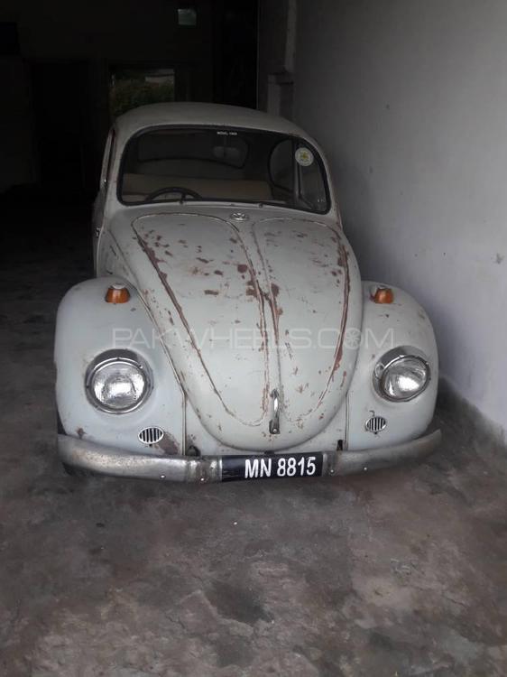 Volkswagen Beetle 1200 1968 Image-1
