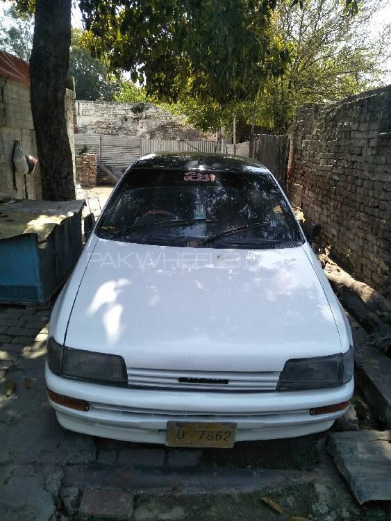 Daihatsu Charade CX Turbo 1987 Image-1