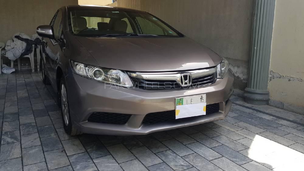 Honda Civic Vti Prosmatec 18 I Vtec 2015 For Sale In Lahore