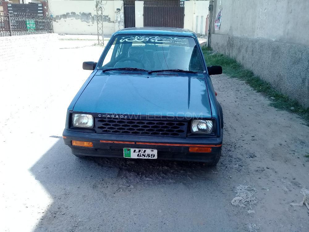 Daihatsu Charade Cx 1984 For Sale In Chiniot Pakwheels