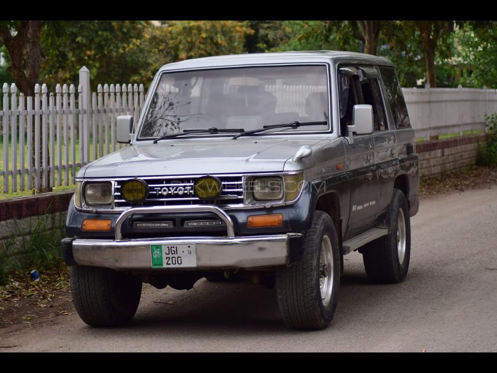 Toyota Prado TX Limited 2.7 1992 Image-1