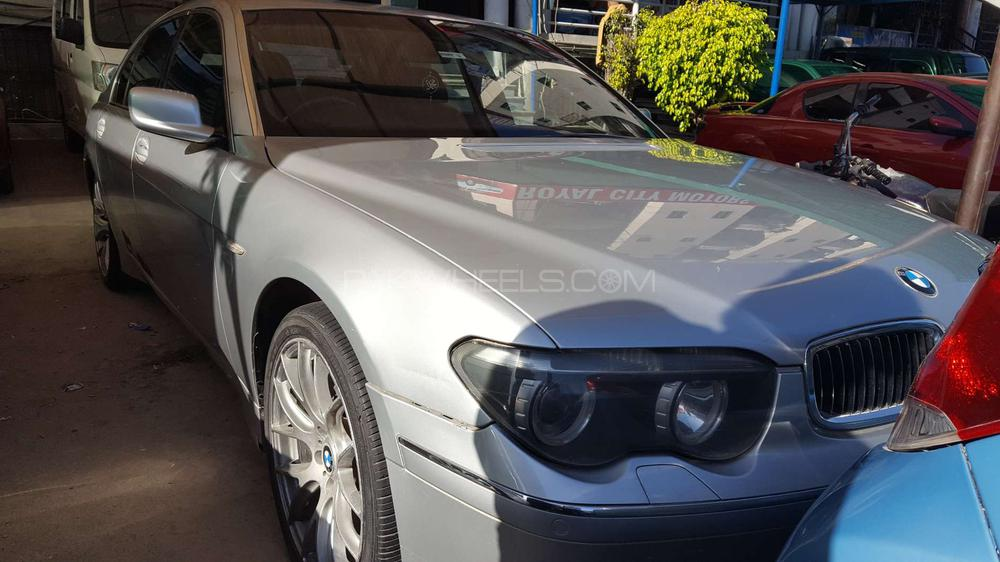 BMW 7 Series 745Li 2004 Image-1