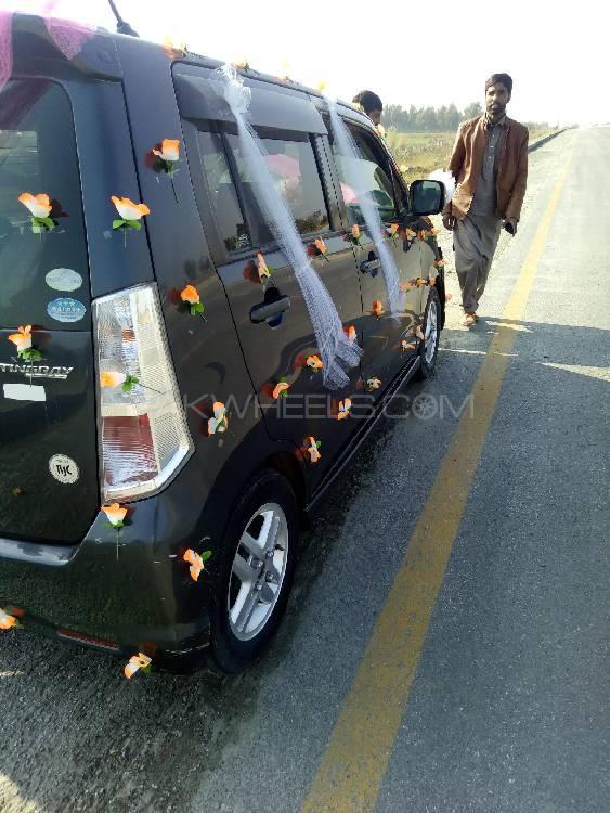 Suzuki Wagon R Stingray Limited 2009 Image-1