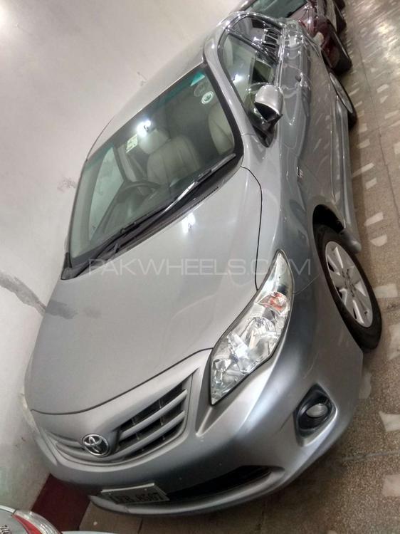 Toyota Corolla Altis Sportivo Automatic 1.6 2013 Image-1