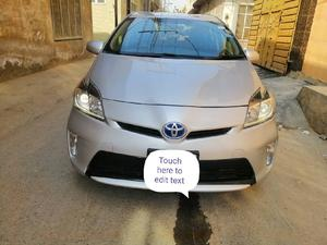 Toyota Prius S Led Edition 1 8 2017 For In Faisalabad