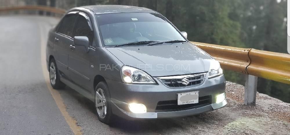 Suzuki Liana 2010 Image-1