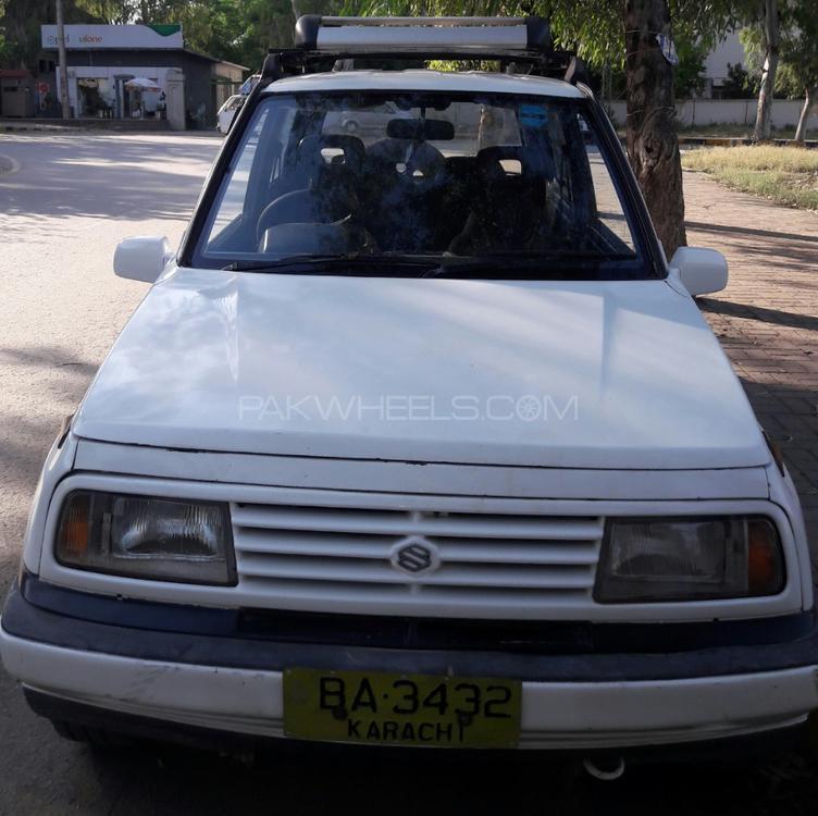 Suzuki Vitara GLX 1.6 1989 Image-1